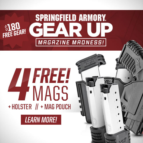 Gear Up And Go Promo